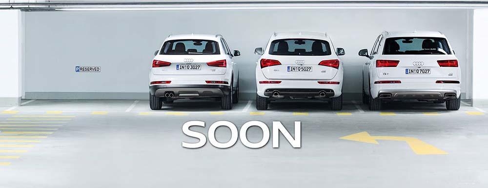 Audi начинает серию тизеров накануне премьеры Q2