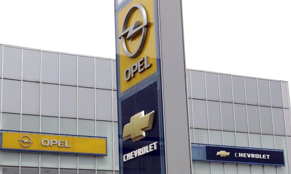 Дилерский центр в Ставрополе разместил логотипы Opel и Chevrolet, перед тем как GM свернула свою деятельность в России