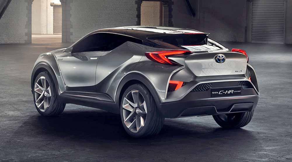 Новый серийный автомобиль возьмёт за основу этот концепт