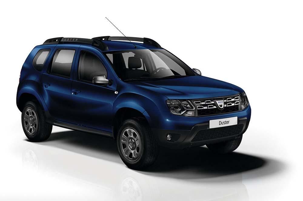 Dacia Duster вскоре получит второе поколение