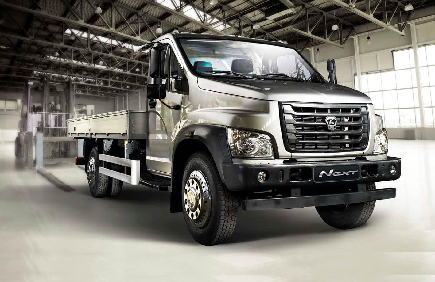 Какой грузовик лучше купить для работы? (5000)
