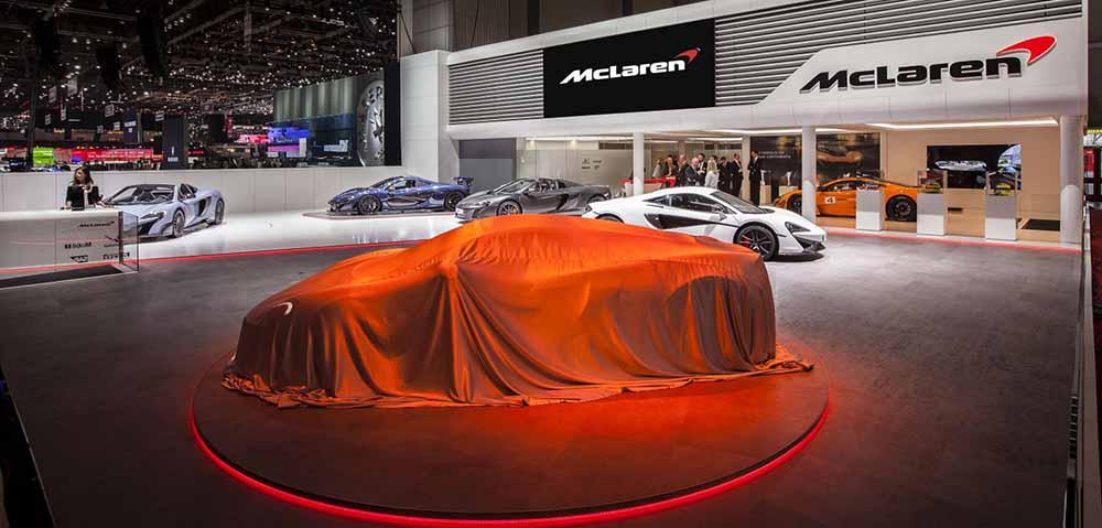 McLaren подготавливает к выпуску ещё 15 новых машин