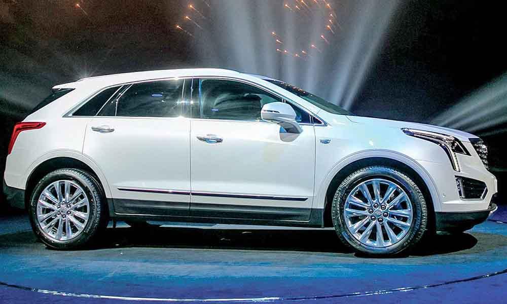 Cadillac XT5: Полный привод и 2,0-литровый двигатель с турбонаддувом
