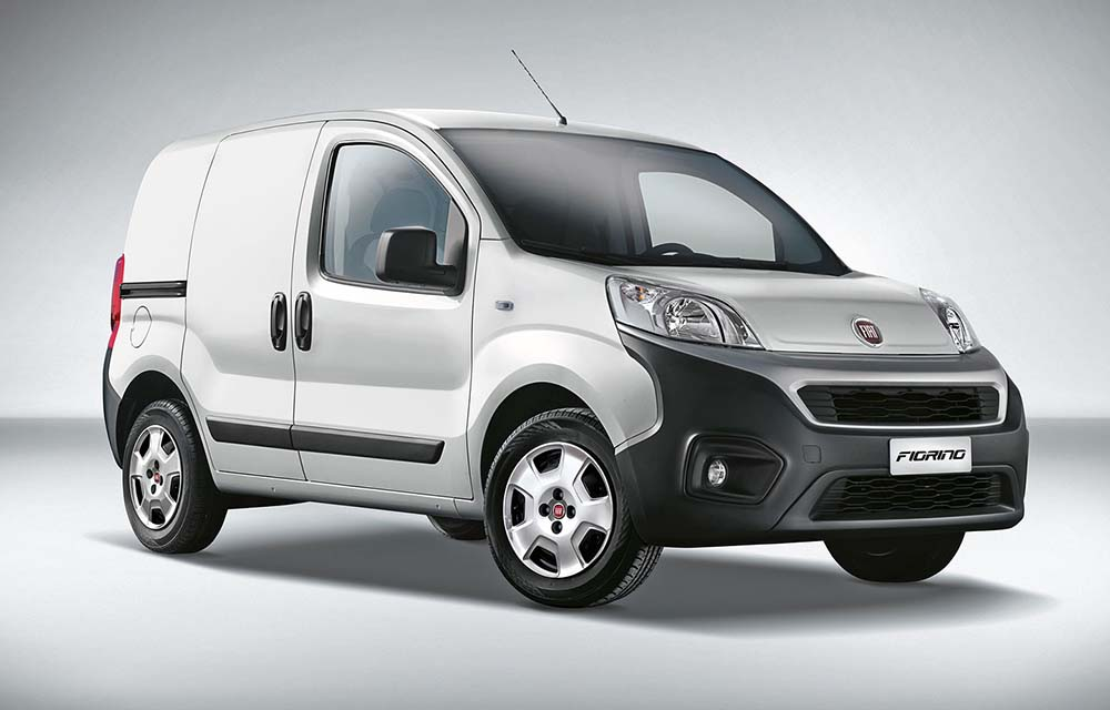 Обновлённый Fiat Fiorino