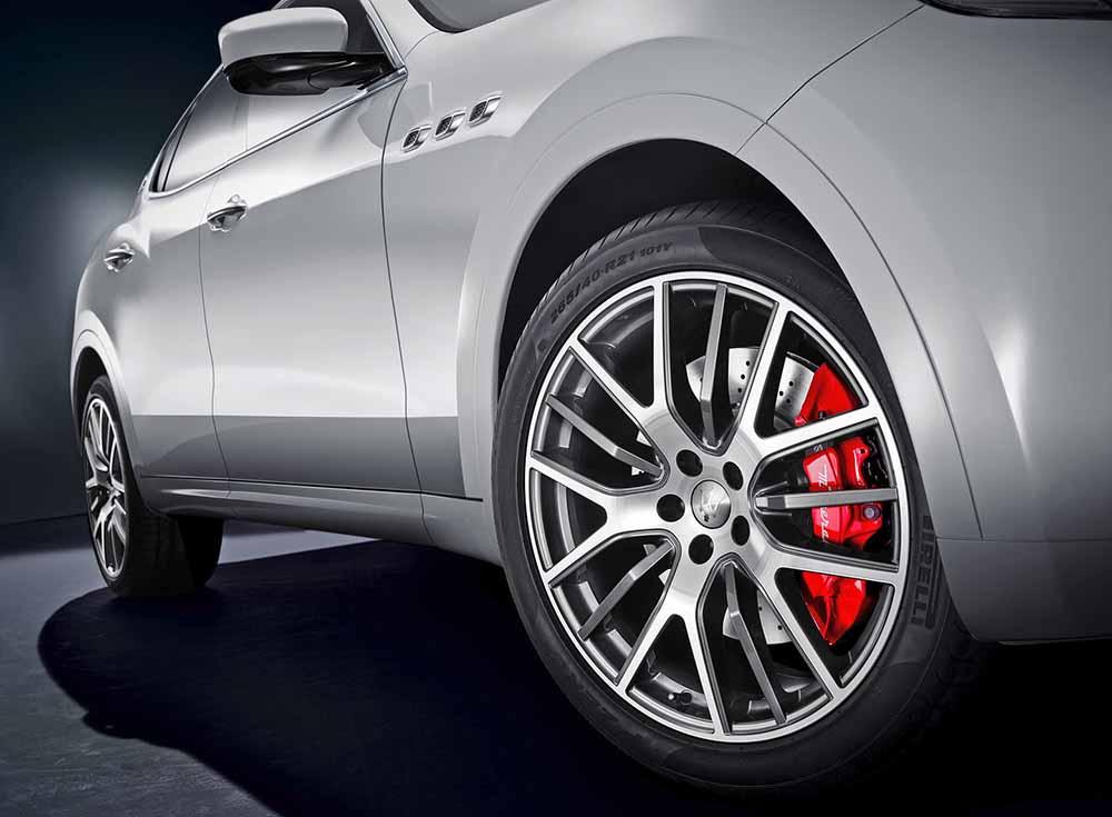 Современный дизайн колёс