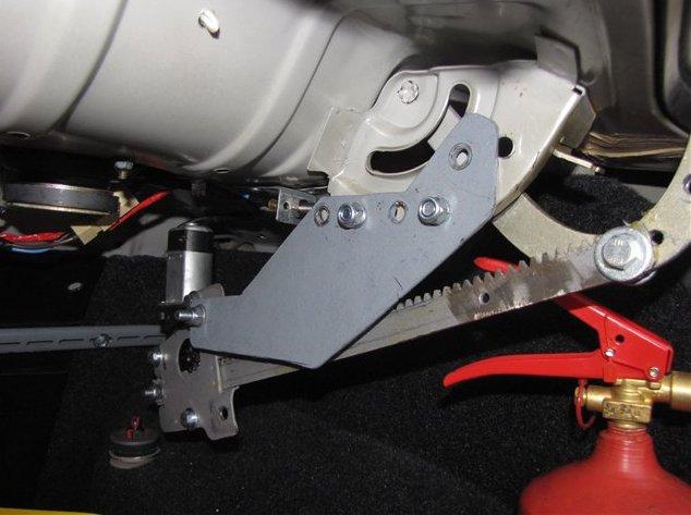 Система открывания багажника своими руками 59