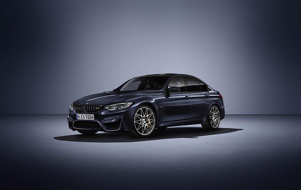Лимитированная серия BMW M3 30 Years