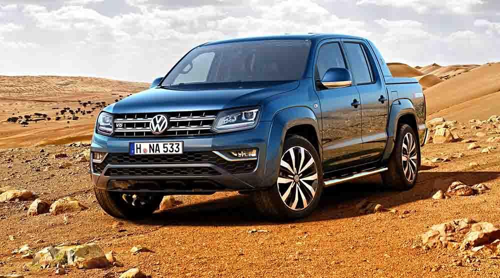 Volkswagen Amarok обновился