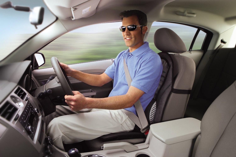 Массажная накидка на автомобильное кресло или массажное кресло: необходимость или дань моде? (5000)