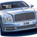 Bentley Mulsanne для 2017 модельного года