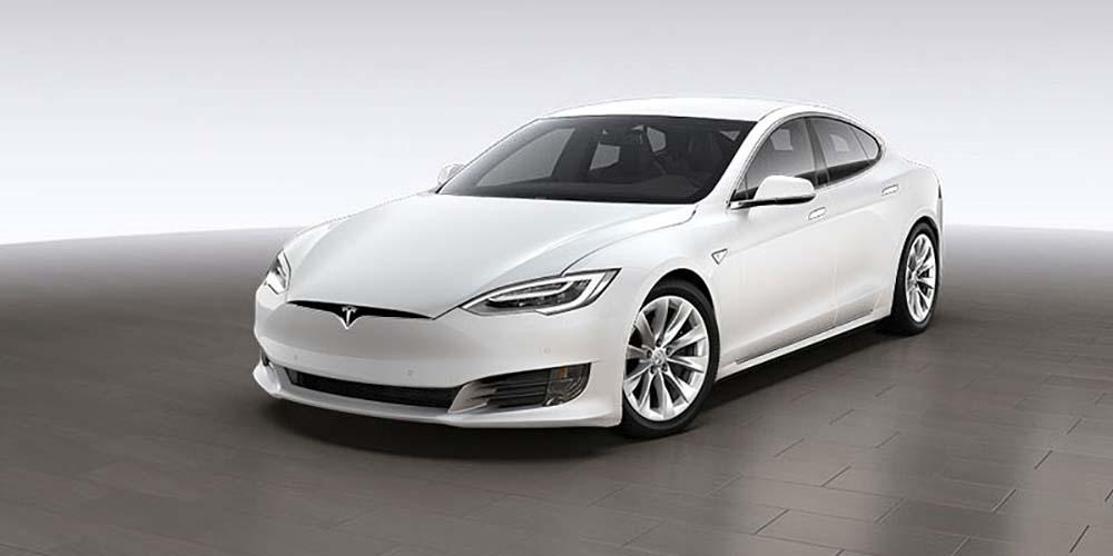 Электромобиль Tesla Model S 60