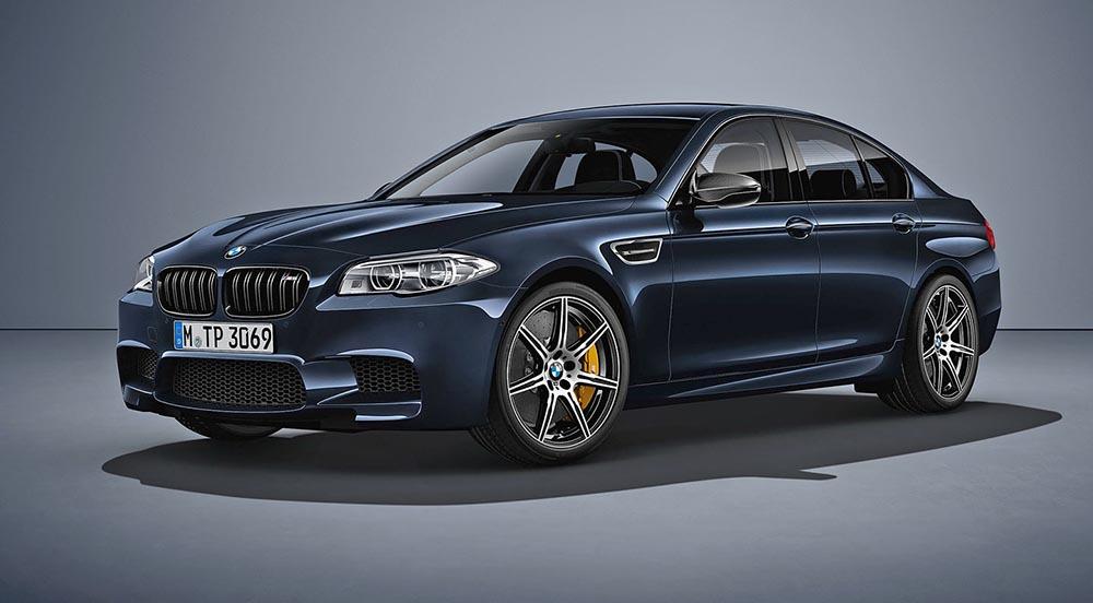 Лимитированная серия BMW M5 Competition Edition