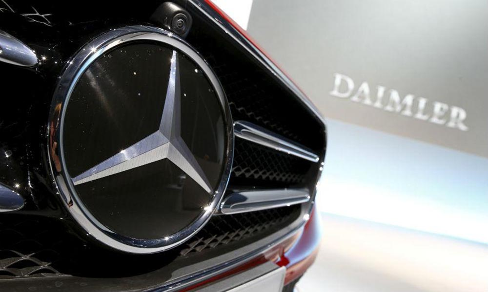 Даймлер будет больше вкладывать в развитие электромобилей Mercedes-Benz