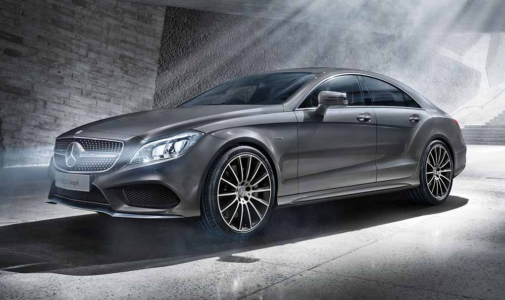 Купе CLS Final Edition