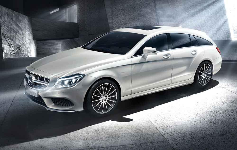 Вариант Mercedes-Benz CLS в кузове универсал