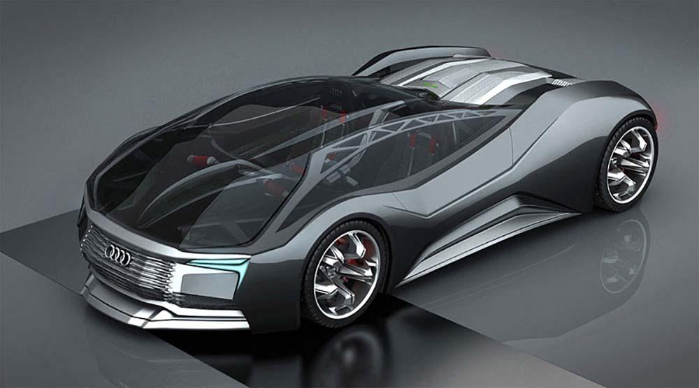 Проект Audi Mesarthim F-Tron Quattro
