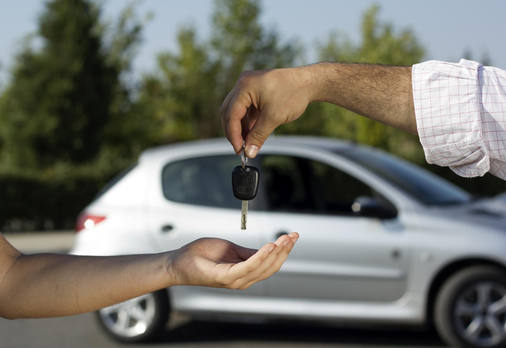 дарение автомобиля бланк