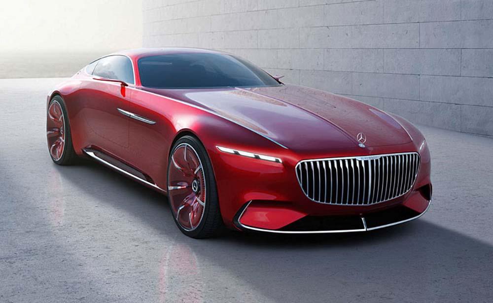 Потрясающий внешний вид нового авто