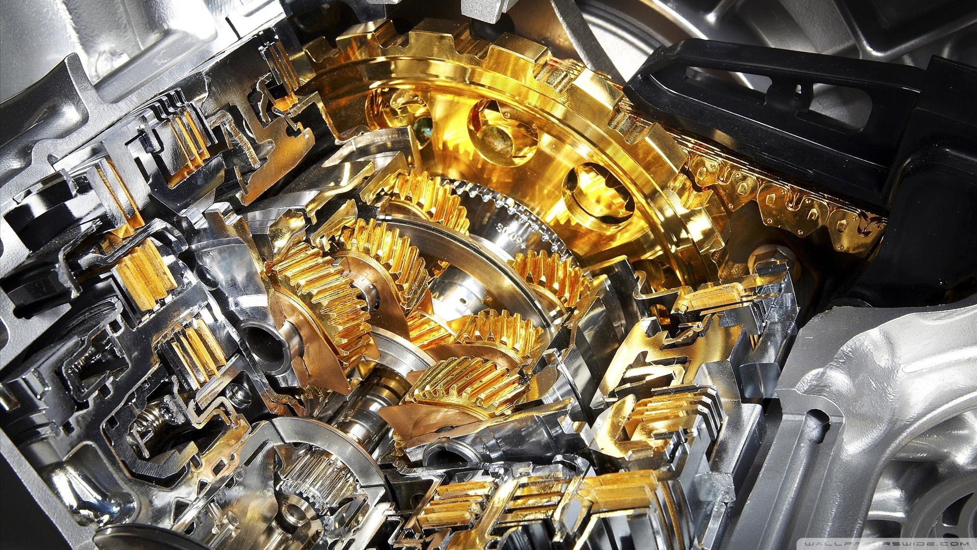 золото-и-хром-двигатель-автомобиля-1920x1080