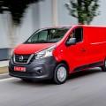 Новый фургон Nissan NV300
