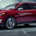 Новый кроссовер Chevrolet Equinox