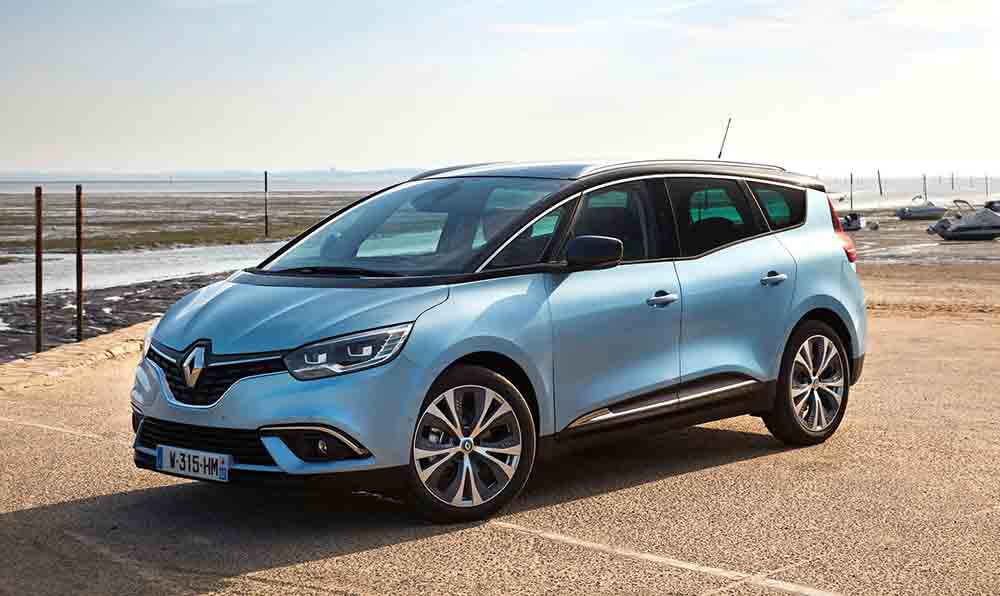 Новый Renault Grand Scenic