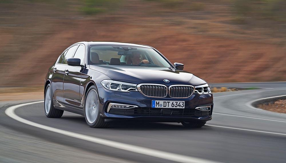 BMW 5 нового поколения