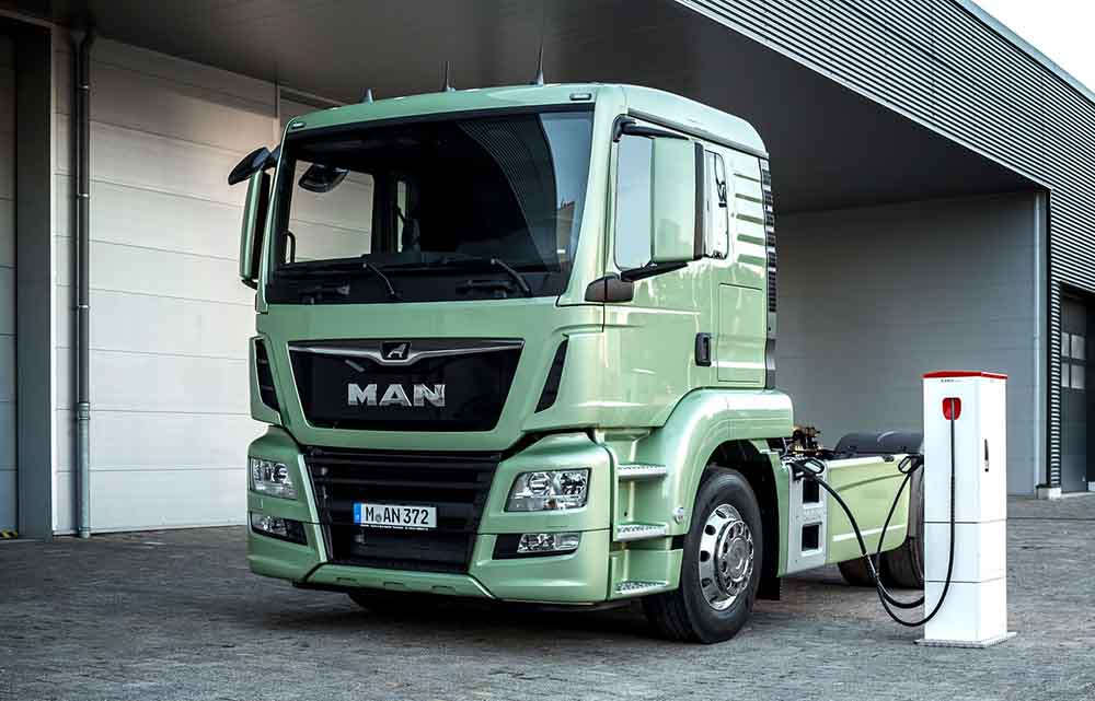 Концепт MAN City Truck