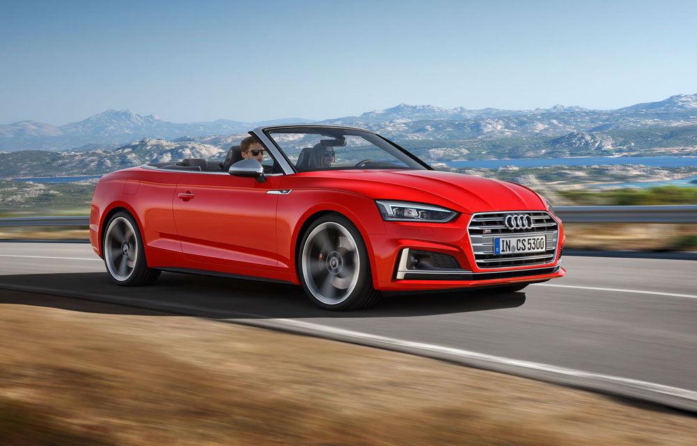 Новое поколение A5 Cabriolet