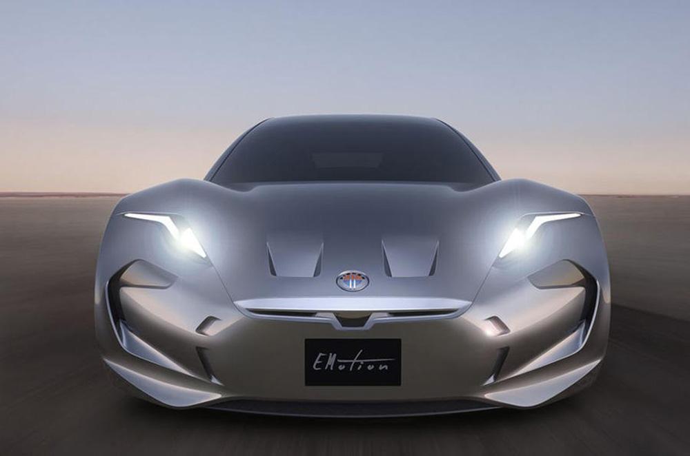 Новый электромобиль Фискера