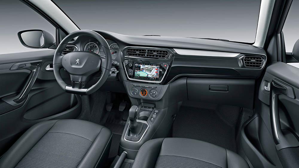 Новый интерьер авто с пятиступенчатой МКПП