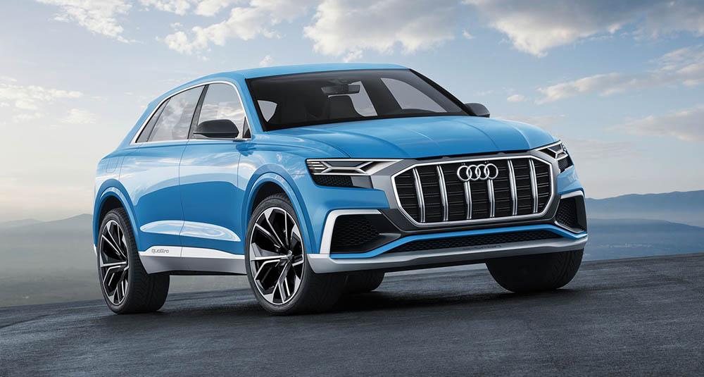 Концепт Audi Q8