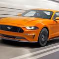 Обновлённый Ford Mustang
