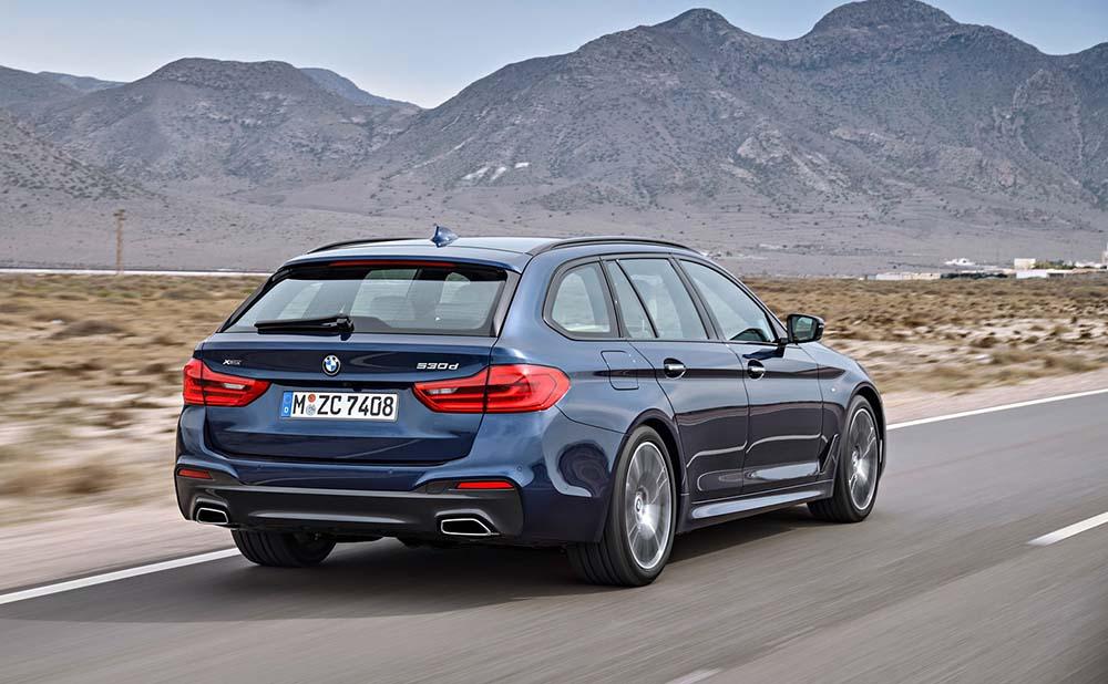 Универсал BMW 5 Touring