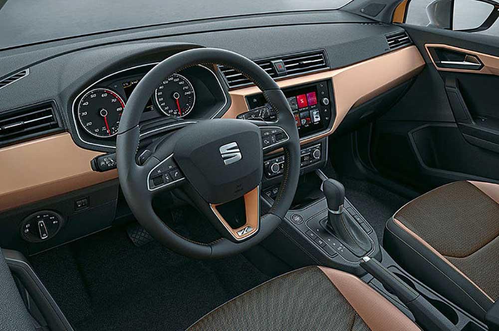 Передняя панель нового поколения авто