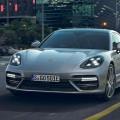 Porsche Panamera с гибридным приводом