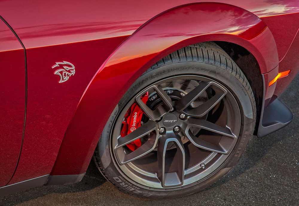 20-дюймовые колёса Devil's Rim