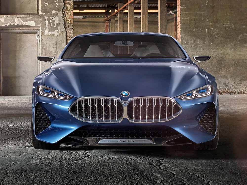 Купе BMW 8-Series