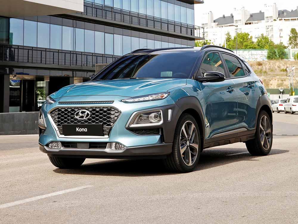 Новый Hyundai Kona