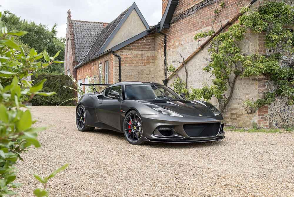 Купе Lotus Evora GT430