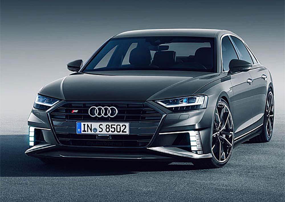 Новый Audi A8