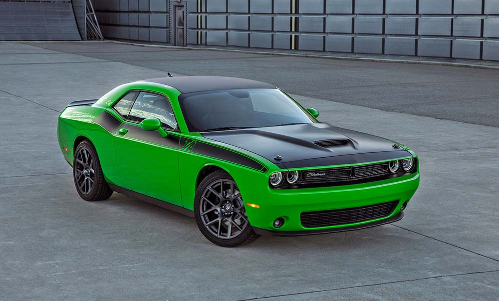 Новый Challenger T/A