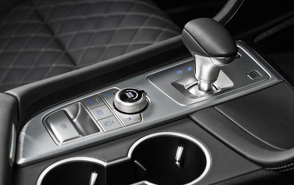 Селектор автоматической коробки переключения передач