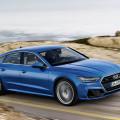 Новая Audi A7 Sportback