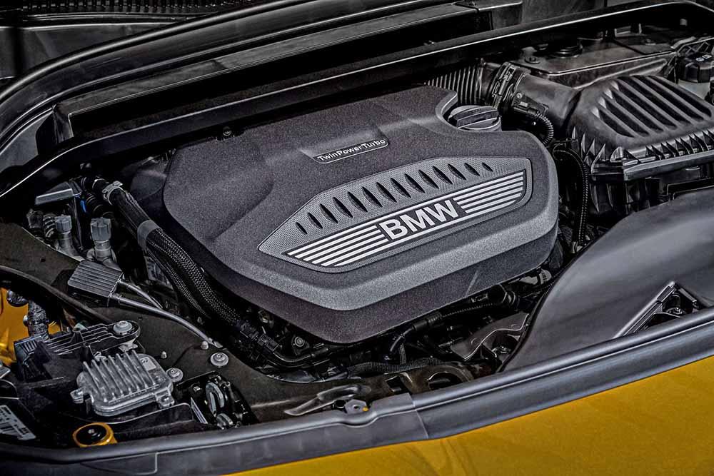 Один из предложенных турбодвигателей