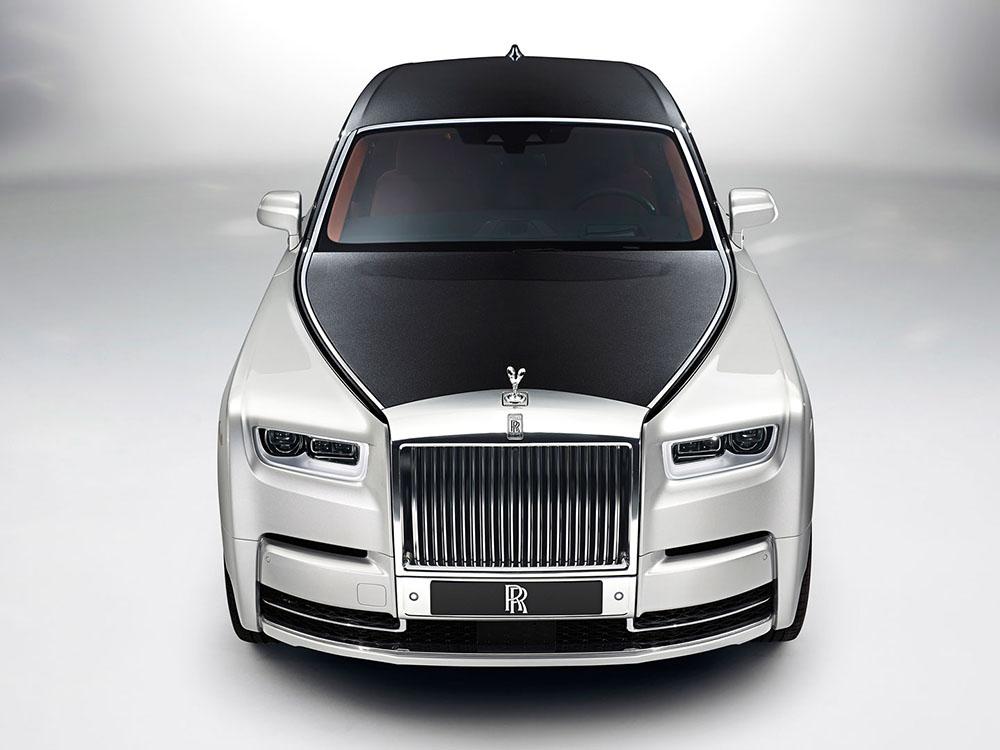 Восьмое поколение Rolls-Royce Phantom