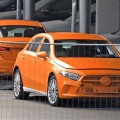 Новый Mercedes класса A