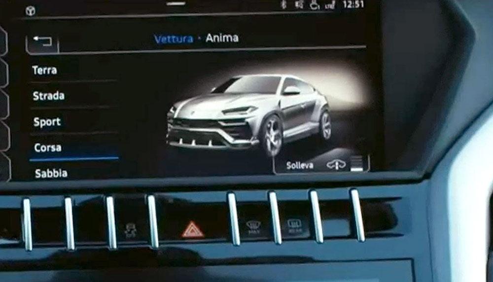 Внешний вид новинки в мультимедийной системе авто