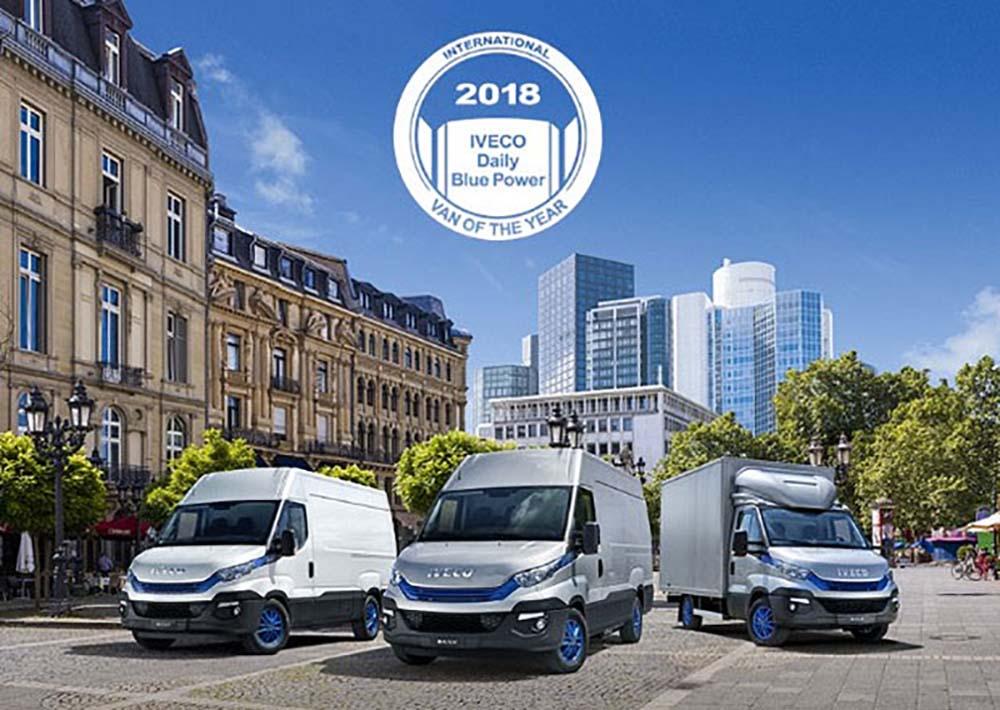 Лучший в мире фургон 2018 года