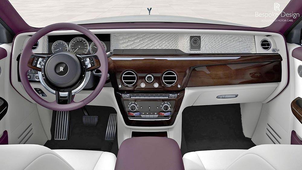 Передняя панель авто